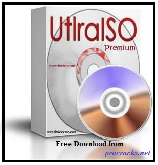 UltraISO 9.7.0.3476 Crack